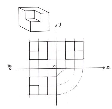 proyeksi-kubus